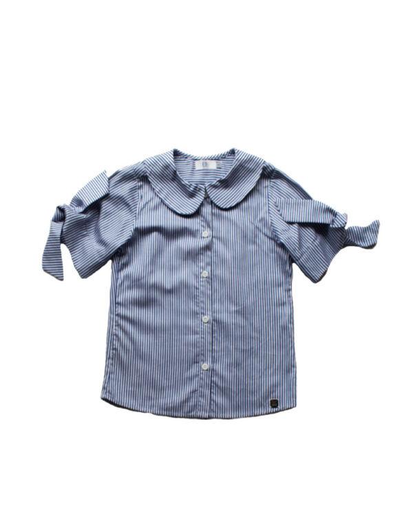 Blusa-a-rayas-azul-cuello-bebe