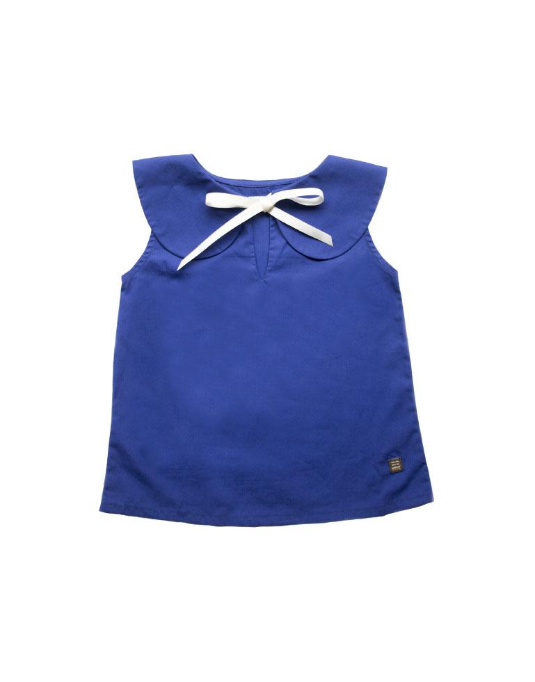 Blusa-cuello-bebe-Azul
