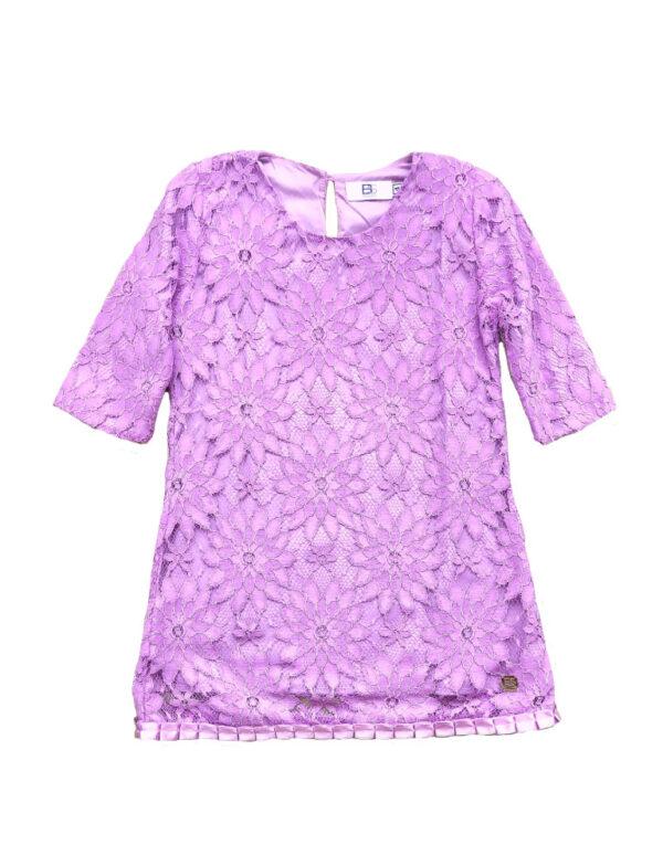 Vestido-encaje-lila